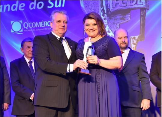 Fritz & Frida é agraciada em prêmio da FCDL-RS