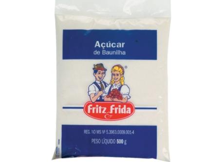 AÇÚCAR DE BAUNILHA 500G