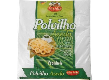 POLVILHO AZEDO 500G