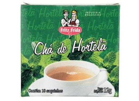 CHÁ DE HORTELÃ 12G