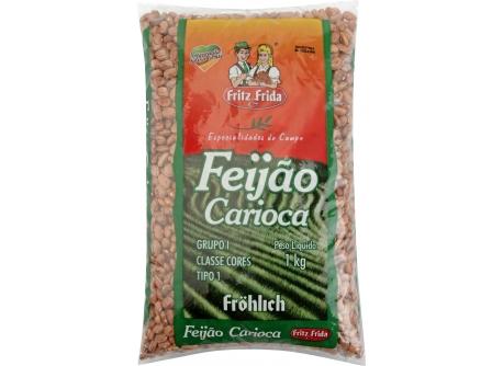FEIJÃO CARIOCA T-1 PREMIUM 1KG