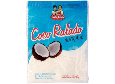 COCO ADOÇADO 100G