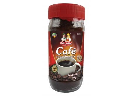 CAFÉ SOLÚVEL 100G