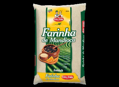 FARINHA DE MANDIOCA T-1 1KG