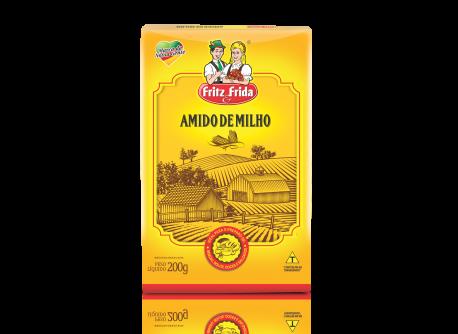 AMIDO DE MILHO FRITZ FRIDA 200GR