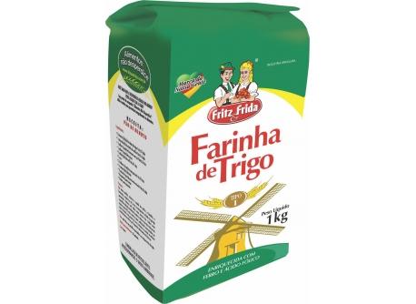 FARINHA DE TRIGO T-1 1KG